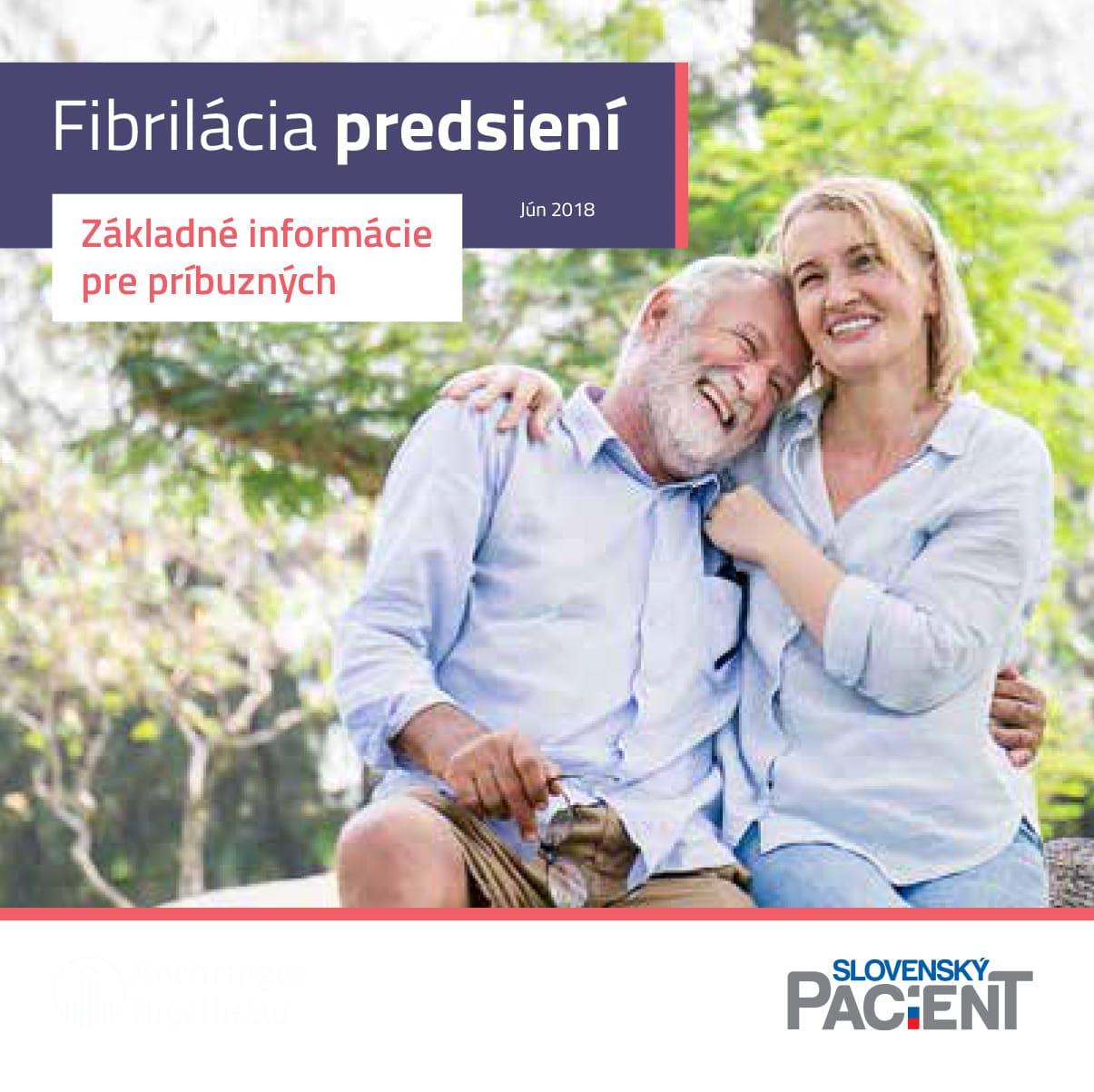 fibrilácia predsiení