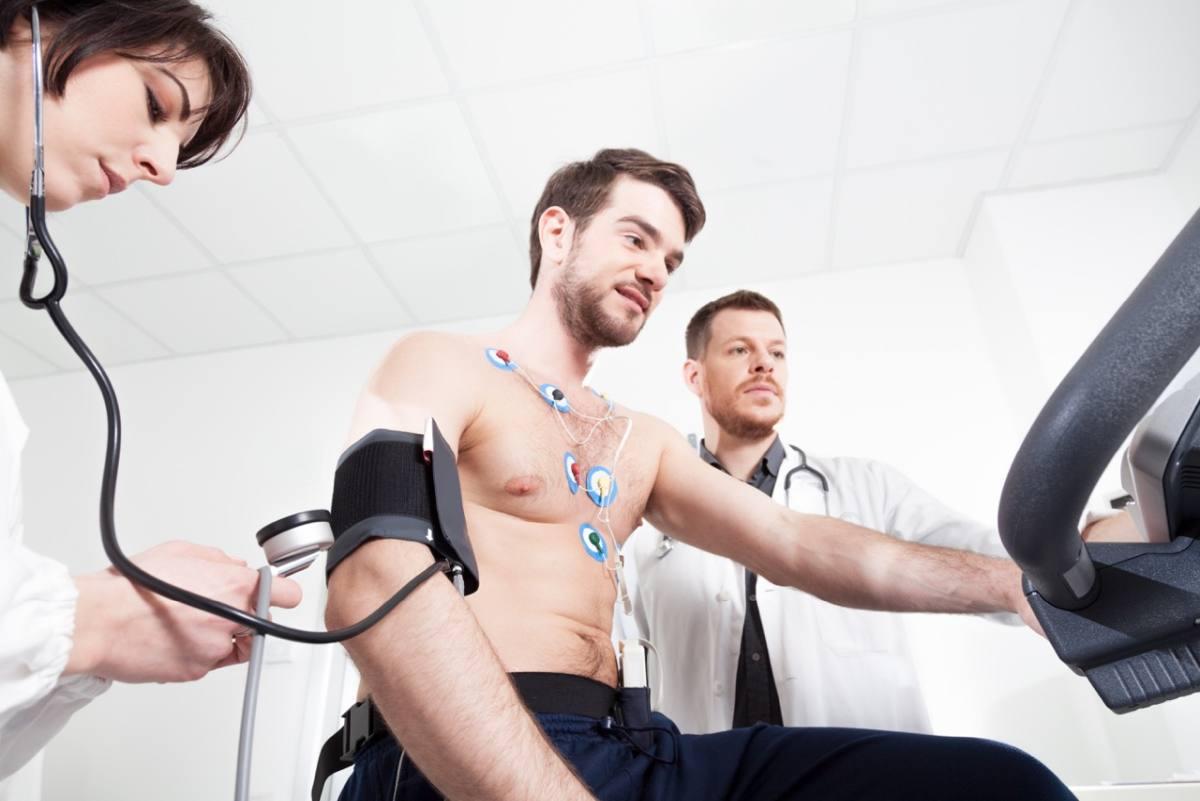 vyšetrenie u športového lekára